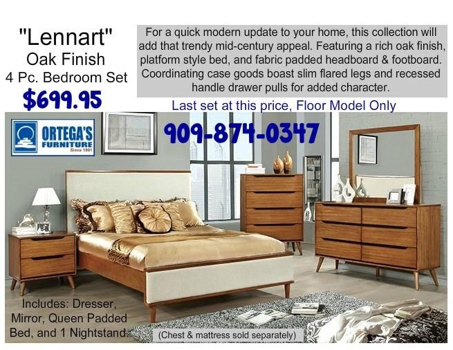 Awe Inspiring Specials Ortegas Furniture Interior Design Ideas Philsoteloinfo